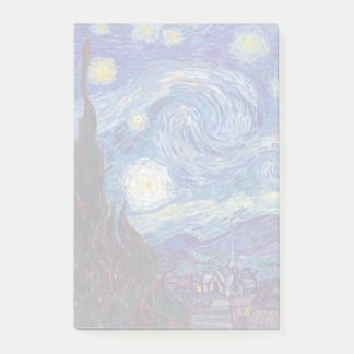 VINCENT VAN GOGH - Starry night 1889 Post-it® Notes