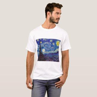VINCENT VAN GOGH - Starry night 1889 T-Shirt