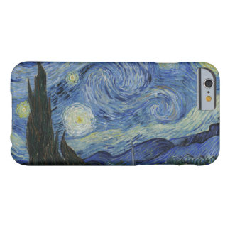 Vincent van Gogh - Starry Night Barely There iPhone 6 Case
