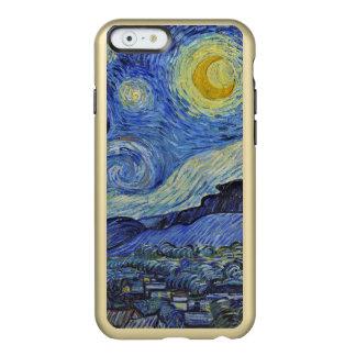 Vincent van Gogh Starry Night GalleryHD Fine Art Incipio Feather® Shine iPhone 6 Case