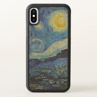 Vincent van Gogh Starry Night GalleryHD Fine Art iPhone X Case