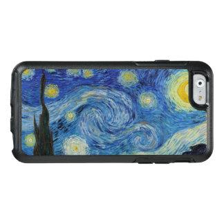Vincent van Gogh Starry Night GalleryHD Fine Art OtterBox iPhone 6/6s Case