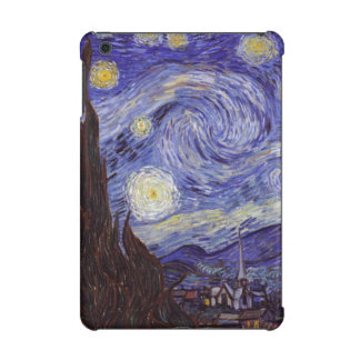 Vincent Van Gogh Starry Night iPad Mini Cover