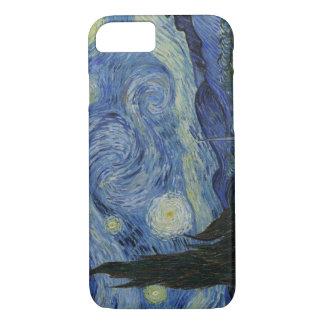 Vincent van Gogh - Starry Night iPhone 7 Case
