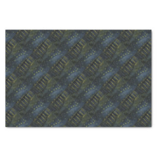 Vincent Van Gogh Starry Night Over the Rhone Art Tissue Paper
