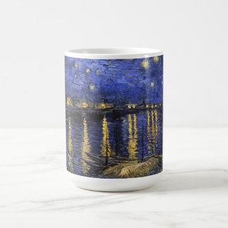 Vincent Van Gogh Starry Night Over The Rhone Coffee Mug