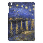 Vincent Van Gogh Starry Night Over The Rhone Cover For The iPad Mini