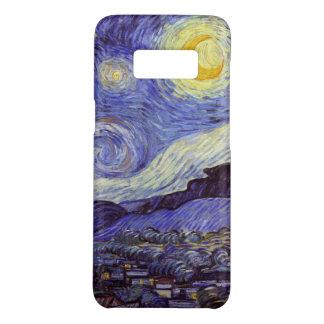 Vincent Van Gogh Starry Night Vintage Fine Art Case-Mate Samsung Galaxy S8 Case