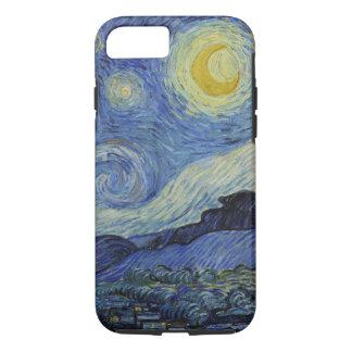 Vincent Van Gogh Starry Night Vintage Fine Art iPhone 7 Case