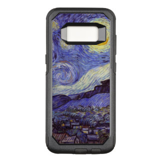Vincent Van Gogh Starry Night Vintage Fine Art OtterBox Commuter Samsung Galaxy S8 Case