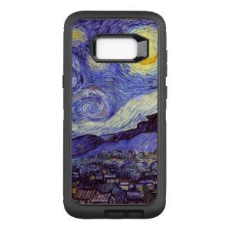 Vincent Van Gogh Starry Night Vintage Fine Art OtterBox Defender Samsung Galaxy S8+ Case