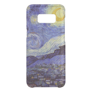 Vincent Van Gogh Starry Night Vintage Fine Art Uncommon Samsung Galaxy S8 Case