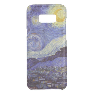 Vincent Van Gogh Starry Night Vintage Fine Art Uncommon Samsung Galaxy S8 Plus Case