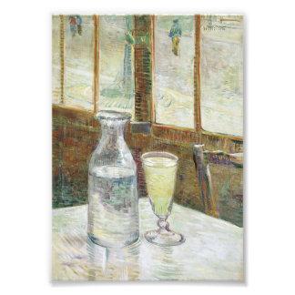Vincent Van Gogh Still Life With Absinthe Fine Art Photo Print