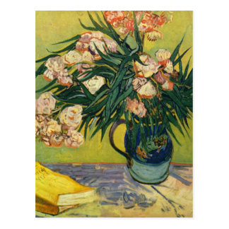 Vincent van Gogh - Still Life with Oleander Postcard