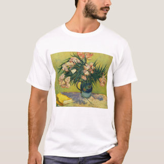 Vincent van Gogh - Still Life with Oleander T-Shirt