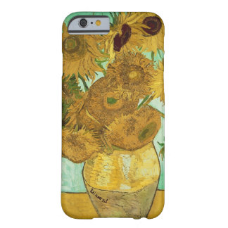 Vincent van Gogh | Sunflowers, 1888 Barely There iPhone 6 Case