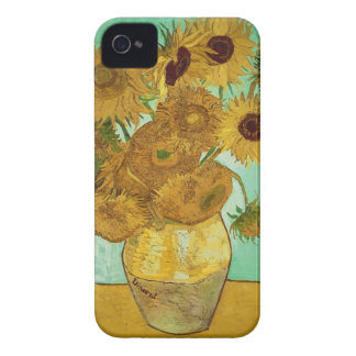 Vincent van Gogh | Sunflowers, 1888 Case-Mate iPhone 4 Cases