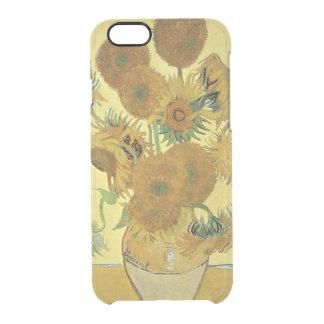 Vincent van Gogh | Sunflowers, 1888 Clear iPhone 6/6S Case