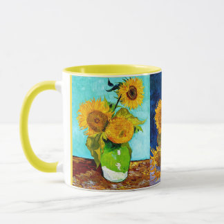 Vincent Van Gogh - Sunflowers Mug