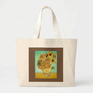Vincent Van Gogh - Sunflowers Tote