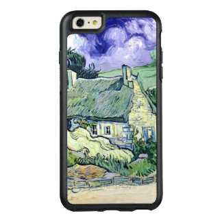 Vincent van Gogh | Thatched cottages at Cordeville OtterBox iPhone 6/6s Plus Case