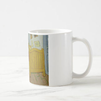 Vincent van Gogh - The Bedroom Coffee Mug