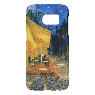 Vincent van Gogh-The Café Terrace Samsung Galaxy S7 Case