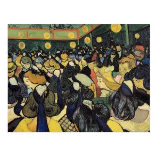 Vincent van Gogh | The Dance Hall at Arles, 1888 Postcard