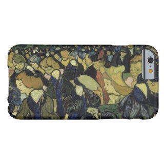 Vincent van Gogh - The Dance Hall in Arles Barely There iPhone 6 Case