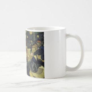Vincent van Gogh - The Dance Hall in Arles Coffee Mug