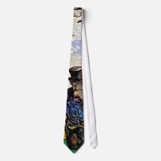 Vincent Van Gogh - The Drinkers - Fine Art Tie