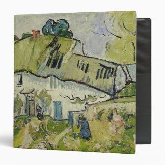 Vincent van Gogh | The Farm in Summer, 1890 3 Ring Binder