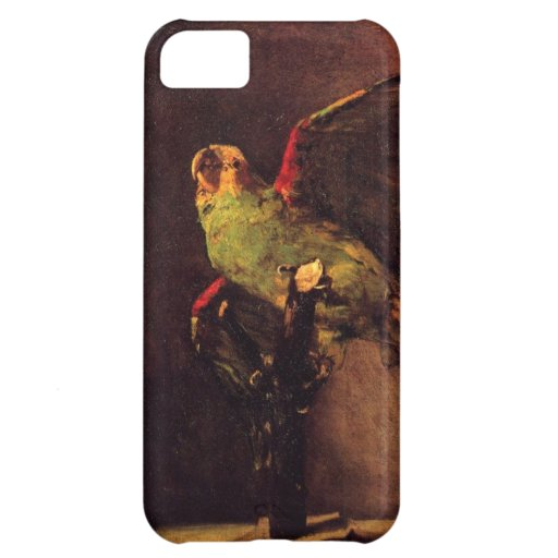 Vincent Van Gogh The Green Parrot iPhone 5C Cover