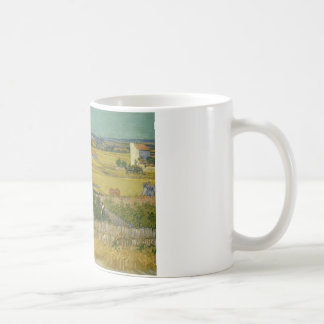 Vincent van Gogh - The Harvest Coffee Mug