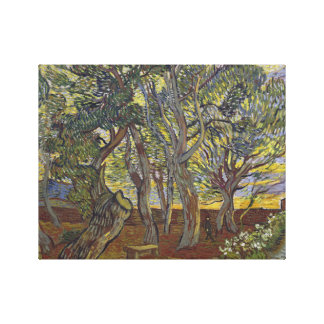Vincent van Gogh - The Harvest (for Emile Bernard) Canvas Print
