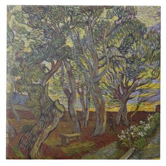 Vincent van Gogh - The Harvest (for Emile Bernard) Ceramic Tile