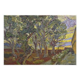 Vincent van Gogh - The Harvest (for Emile Bernard) Photo
