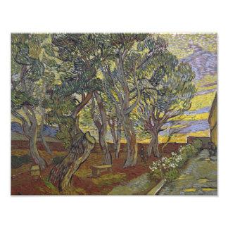 Vincent van Gogh - The Harvest (for Emile Bernard) Photo Print