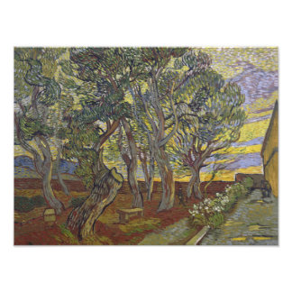Vincent van Gogh - The Harvest (for Emile Bernard) Photographic Print