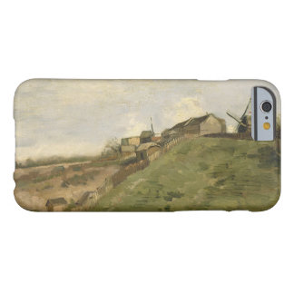 Vincent van Gogh - The Hill of Montmartre Barely There iPhone 6 Case