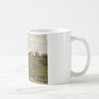Vincent van Gogh - The Hill of Montmartre Coffee Mug