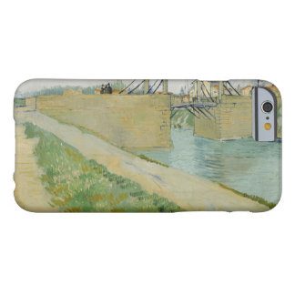Vincent van Gogh - The Langlois Bridge Barely There iPhone 6 Case