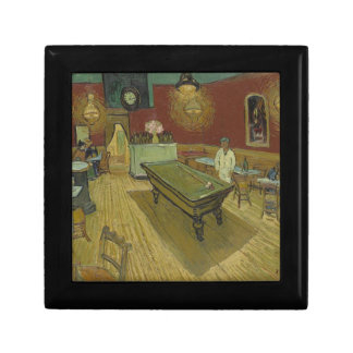 Vincent Van Gogh The Night Cafe Painting Art Work Gift Box