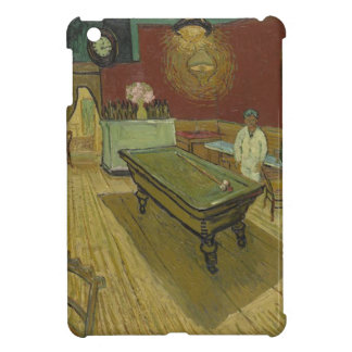 Vincent Van Gogh The Night Cafe Painting Art Work iPad Mini Cases