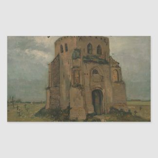 Vincent van Gogh - The Old Church Tower at Nuenen