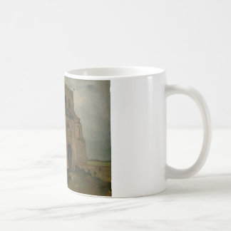 Vincent van Gogh - The Old Church Tower at Nuenen Coffee Mug