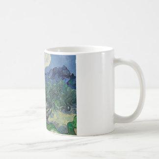 Vincent van Gogh - The Olive Trees Coffee Mug