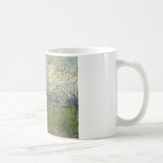 Vincent van Gogh - The Pink Orchard Coffee Mug