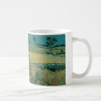 Vincent van Gogh - The Plain of Auvers Coffee Mug